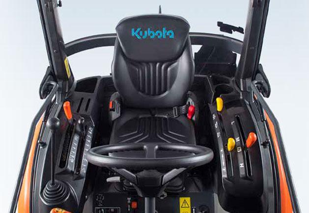 Kubota Kompakttraktoren B2