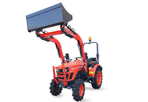 Kubota Traktor EK1 V5