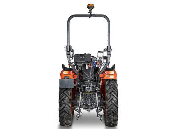Kubota Traktor EK1 V6
