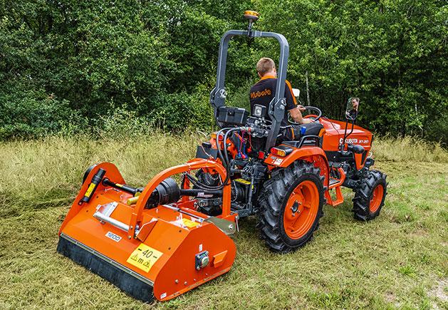 Kubota Traktor EK1 V9