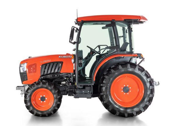Kubota Traktor L2 Serie