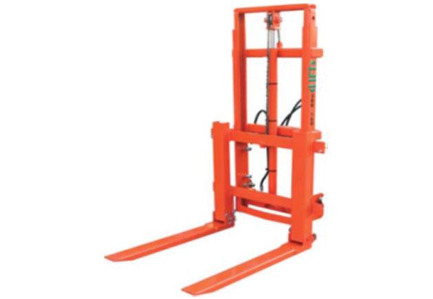 Heck-Hubstapler