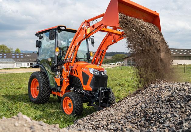 Kubota Traktor LX-Serie