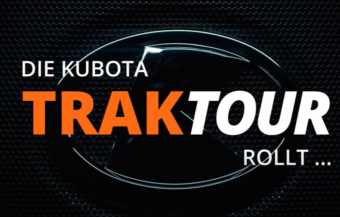 Kubota TrakTour 2021